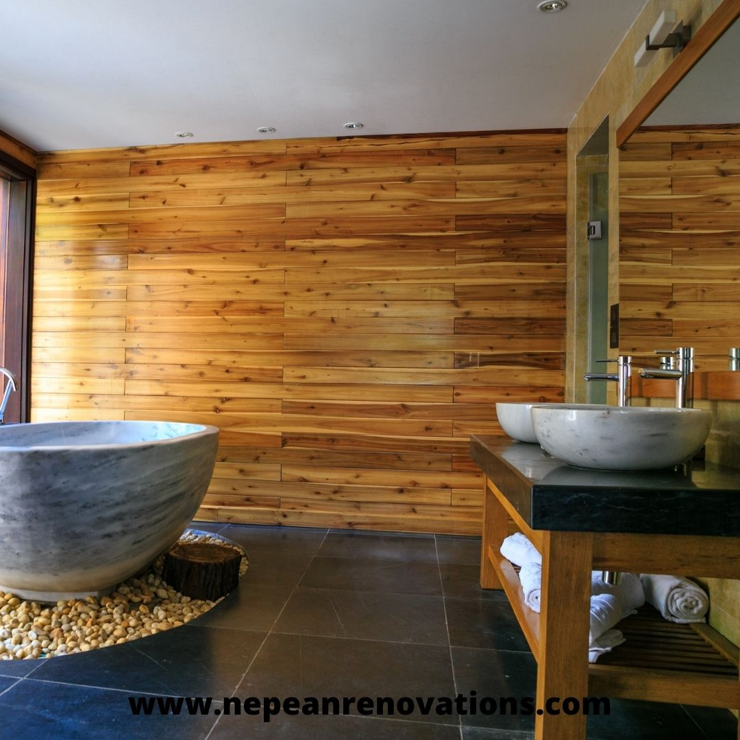 Addition to Bathroom Remodeling Work