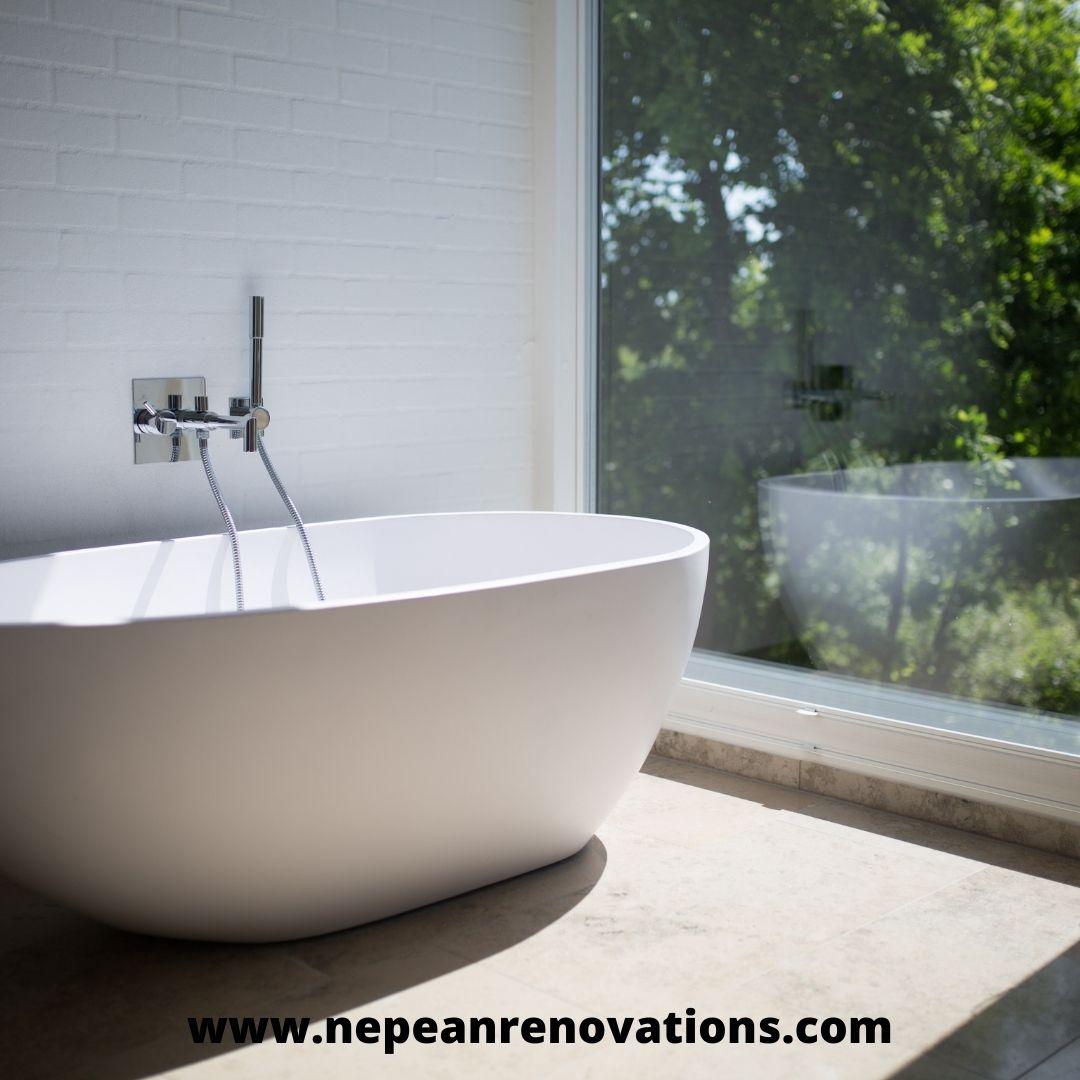 Bathtub or Soaking tub
