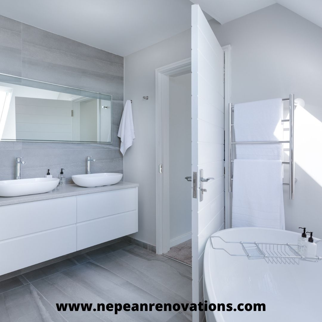 Quality Materials for Master Bath and Guest Bath